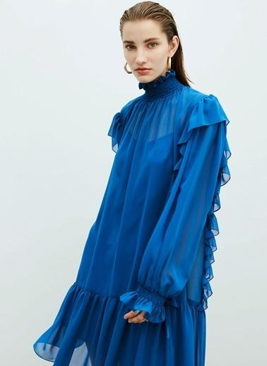 Ipekyol Elbise Mavi
